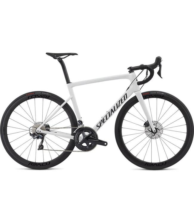 Specialized Specialized 19 Tarmac Expert Disc 54 cm White/Blue Ghost Pearl/Satin Black/Clean