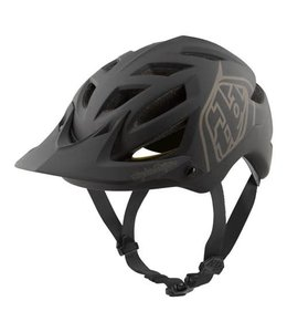 Troy Lee Design Troy Lee Designs 18 A1 AS Mips Classic Black Medium / Large