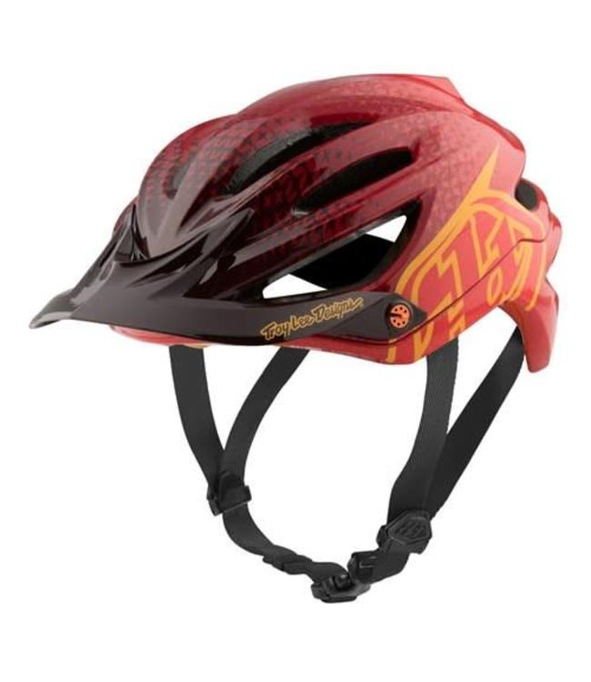 Troy Lee Design Troy Lee Designs 17 A1 AS Mips Classic 50/50 Red XSmall / Small
