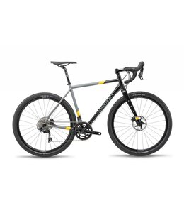 Bombtrack Bombtrack 2019 Audax 650B Grey/Black 55cm L