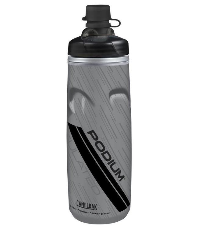 Camelbak Camelbak Bottle Podium Chill 21oz / 600mL Dirt Series Stealth