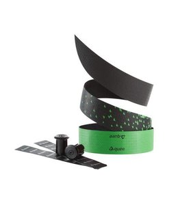 Guee Guee Bar Tape Supertacky 3mm Blk/Green