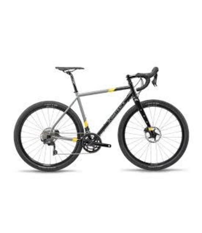 Bombtrack Bombtrack 2019 Audax 650B Grey/Black 58cm XL