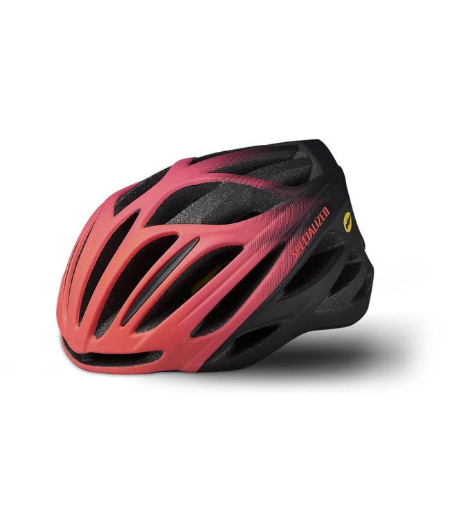 Specialized Specialized Helmet Echelon II MiPS Acid Lava /Purple Small