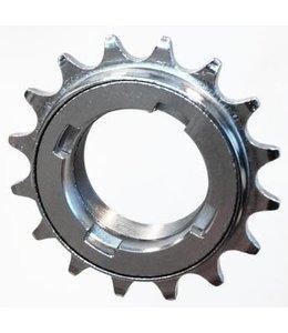 """BPW BPW Freewheel - 1/8 X 16T DICTA """"EZ-OFF"""" Silver"""