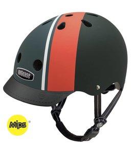Nutcase Nutcase Street MiPS Helmet Element Stripe Matte Large