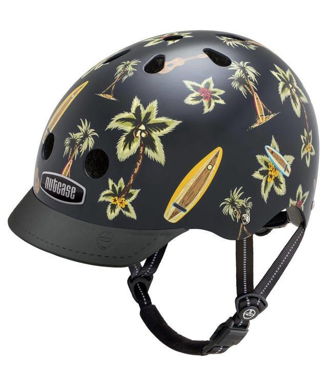 Nutcase Nutcase Street Helmet Hawaiian Shirt Medium