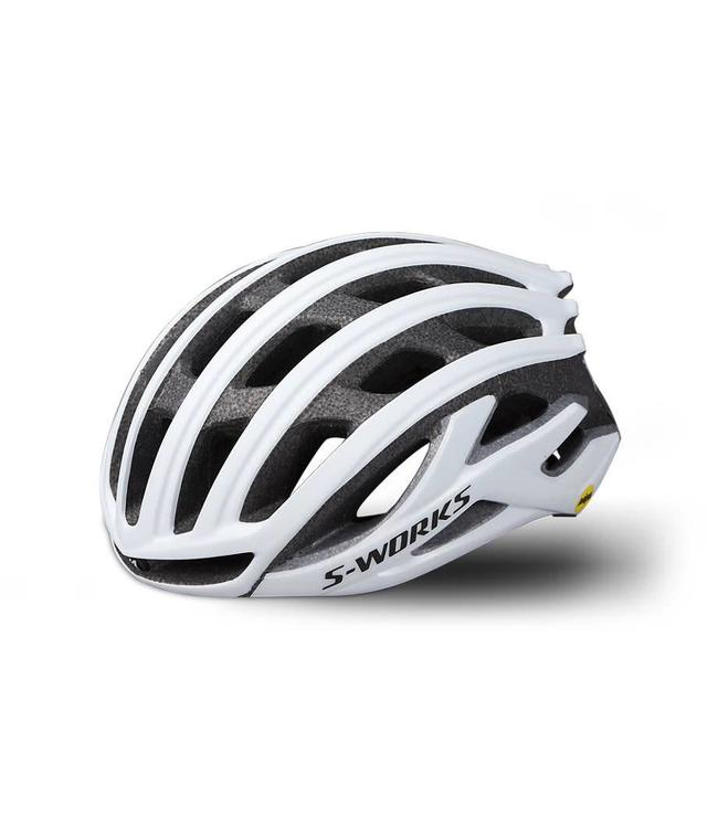 Specialized Specialized Helmet Prevail II Mips with ANGi White Large