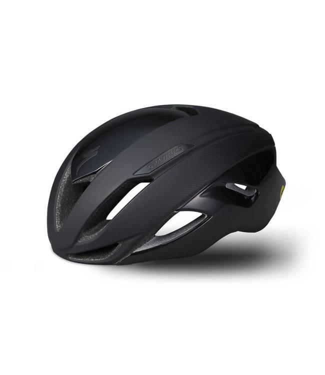 Specialized Specialized Helmet Evade with ANGi Black Medi