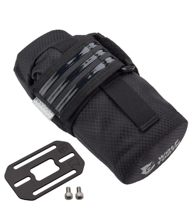 Wolf Tooth Woolf Tooth B-RAD Roll Top Bag with Adaptor Plate