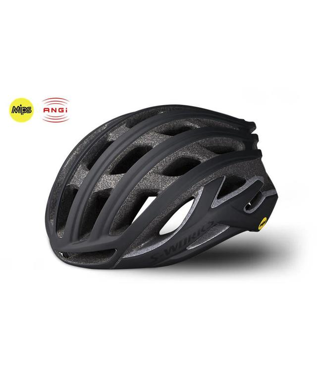 Specialized S-Works Helmet Prevail II ANGi Mips Black Large
