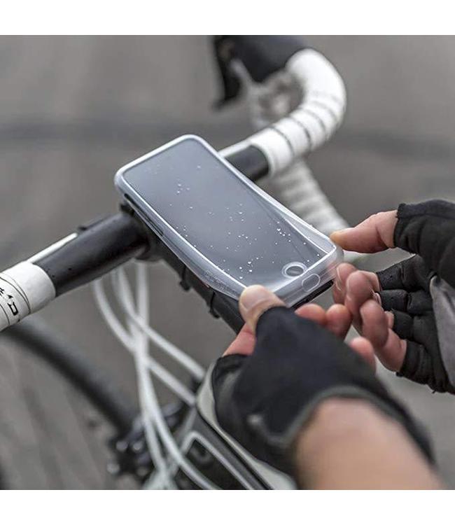Quad Lock Quadlock Bike Kit iPhone 6.5 Poncho