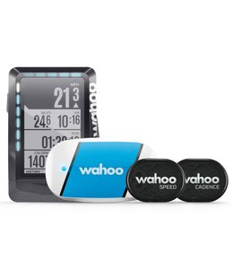 Wahoo Wahoo Elemnt GPS Bike Computer Bundle (HRM, Speed & Cadence)