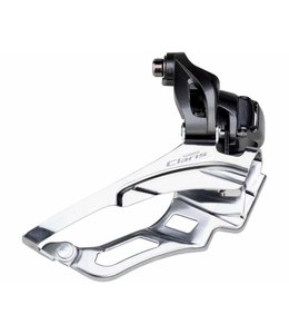 Shimano Shimano Front Derailleur FD-R2030 Claris  Triple 34.9mm w/Adapter 31.8mm & 28.6mm