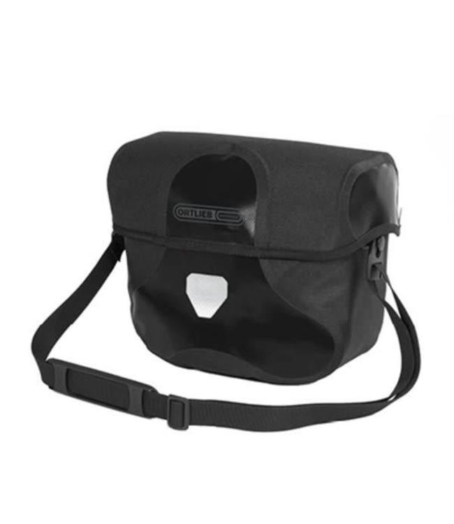 Ortlieb Ortlieb Ultimate 6 M Handlebar Bag PVC Free 7L Black F3405