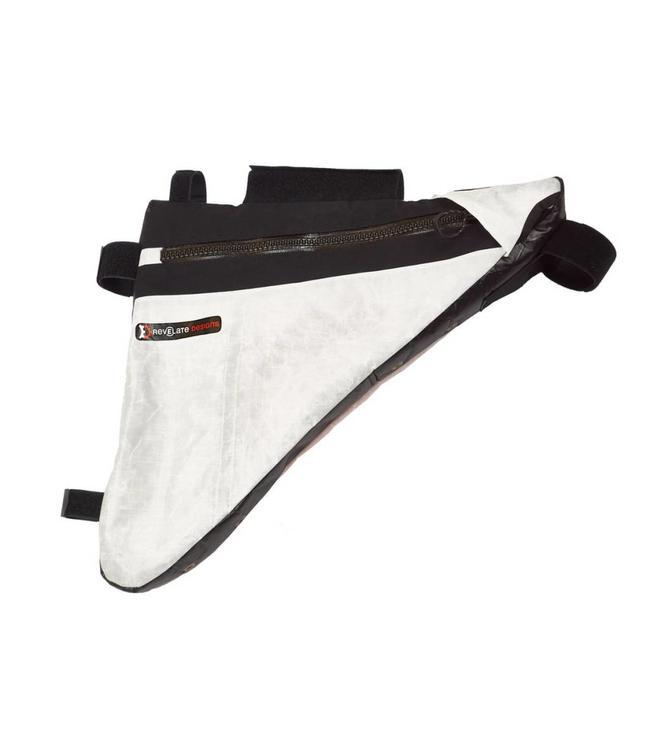revelate Revelate Cutthroat Frame Bag Large White