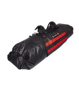 revelate Revelate Handlebar Bag Sweetroll Medium Black
