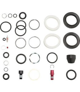 Rockshox Rockshox Full Service Kit Revelation Black Seals
