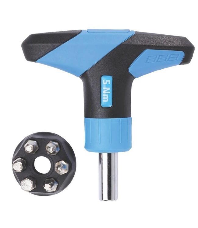 BBB BBB Tool TorqueFix T-Grip 5nM