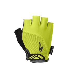 Specialized Specialized Glove Womens BG Dual Gel Hyper Green Large