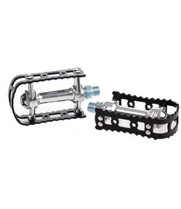 MKS MKS Pedals BM-7 Black 1/2'' Spindle