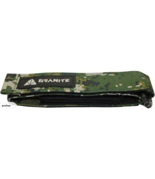 Granite Design Granite Design Rockband Enduro Carrier Strap 450mm Green Camo
