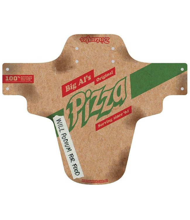 Dirtsurfer Dirtsurfer Mudguard Pizza Box Pro