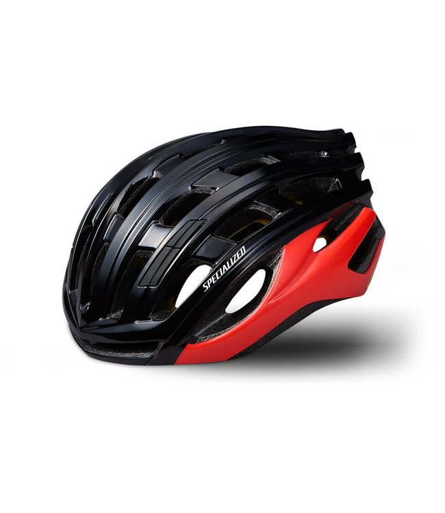 Specialized Specialized Helmet Propero 3 MIPS Black / Rocket Red Medium