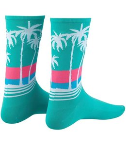 Supacaz Supacaz Sock Rad Cali Sunset Large/Xlarge