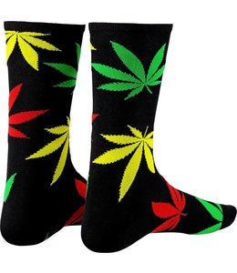 Supacaz Sock Rad Zion Black Large/X-Large