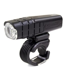 Serfas True 750 MTB Headlight Black