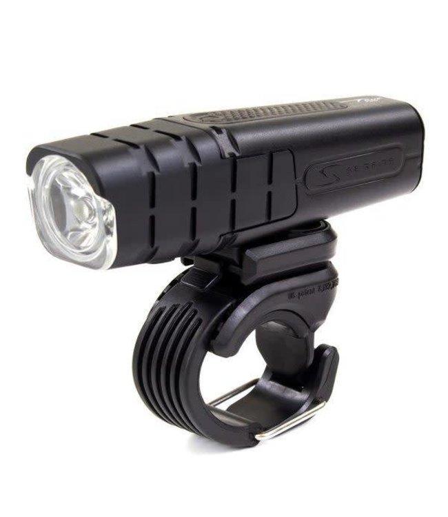 Serfas Serfas True 750 MTB Headlight Black