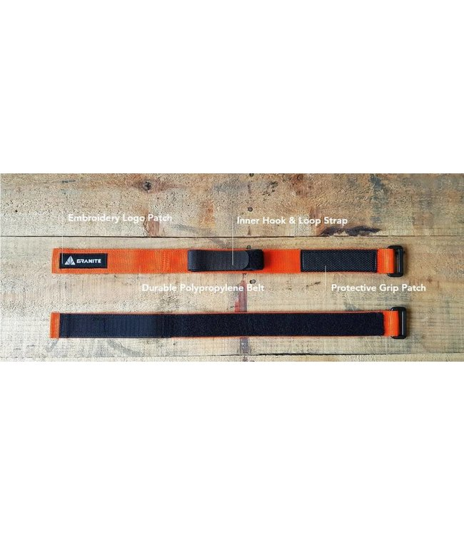 Granite Design Granite Design Rockband Enduro Carrier Strap 450mm Orange