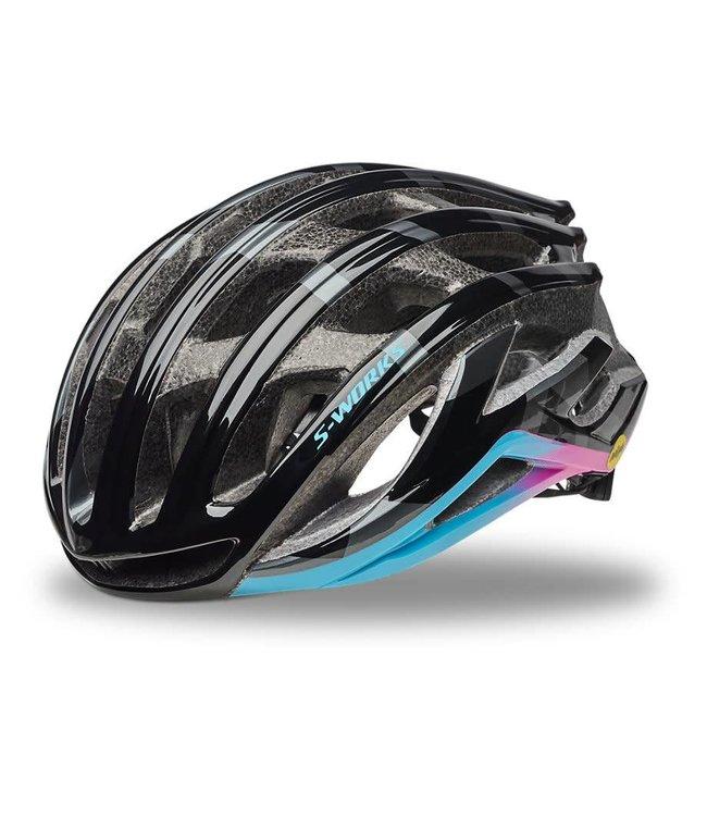 Specialized Specialized S-works Helmet Prevail II Angi Mips Mixtape LTD Medium