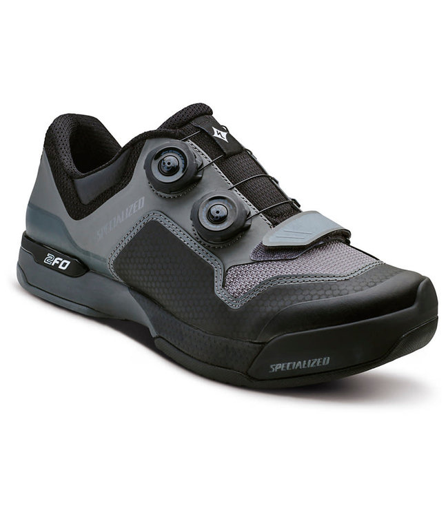 Specialized Specialized Shoes 2FO Cliplite Wmn Blk/Grey 38