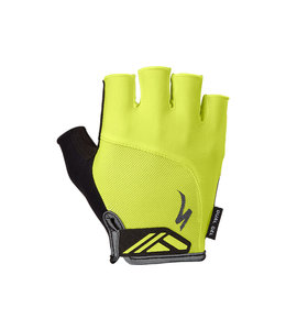Specialized Specialized Glove Mens BG Dual Gel Hyper Green Small