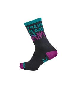 Specialized Specialized Sock Road Tall Mixtape Logo Small/ Medium