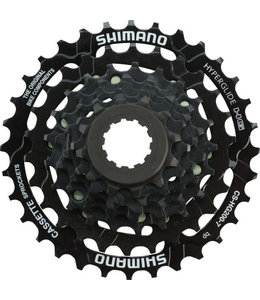 Shimano Shimano Cassette CS HG200 7 speed Black 12 32T