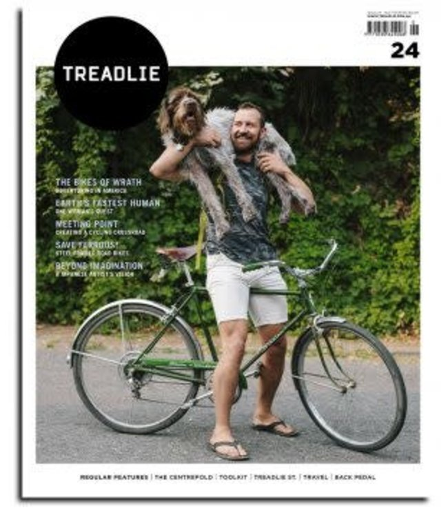 Treadlie Treadlie Magazine