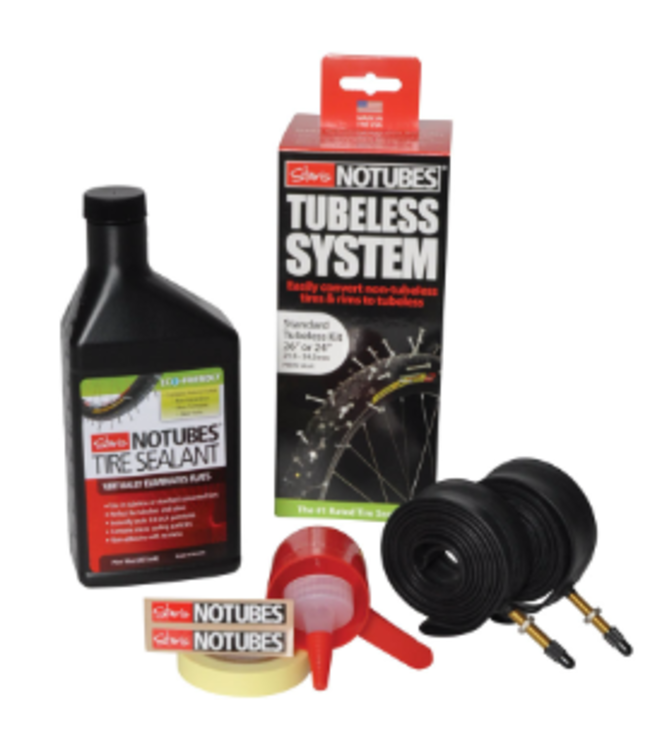"Stans No Tubes Tubeless Conversion Kit 26"" / 24"" Presta"