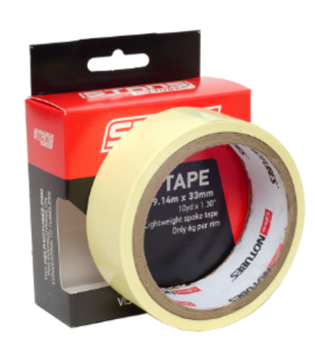 Stans NoTubes Tubeless Rim Tape 9.14m x 33mm