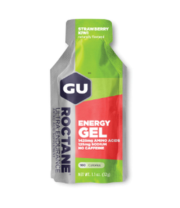 Gu Gu Energy Gel Roctaine Strawberry Kiwi