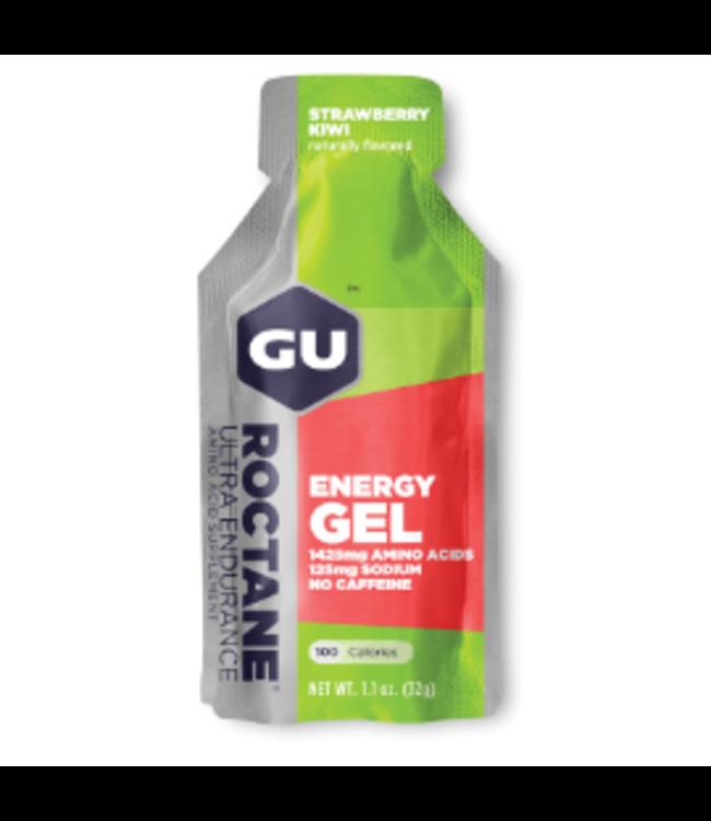Gu Gu Energy Gel Roctaine Strawberry Kiwi