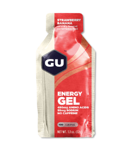 Gu Gu Gel Strawberry Banana