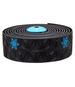 Supacaz Supacaz Bar Tape SSK Neon Blue Galaxy