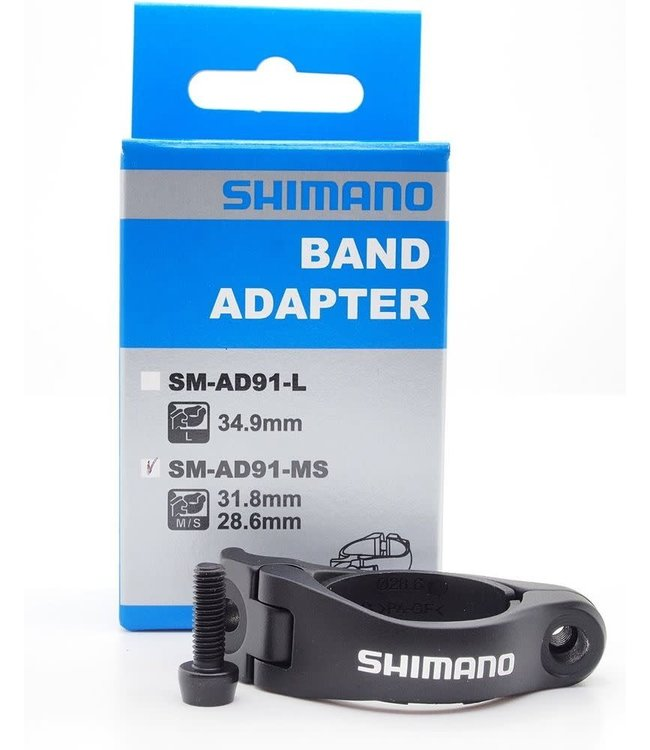 Shimano Shimano Clamp Band SM-AD91 28.6 mm / 31.8 mm