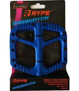 Ryfe Pedals Sasquatch Blue