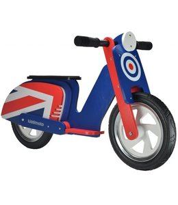 Kiddimoto Kiddi Moto Scooter Ben Sherman Brit Pop