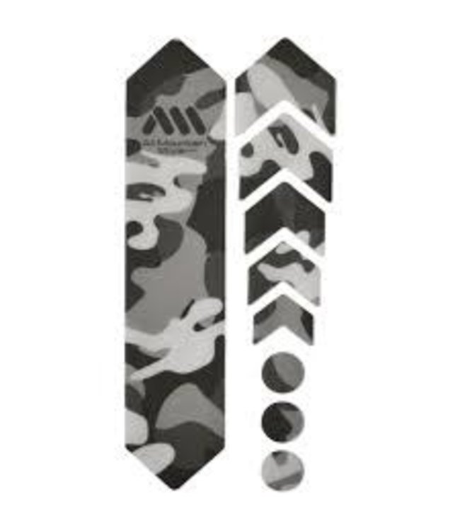 All Mountain Style All Mountain Styles Frame Protection Wrap Camo ST