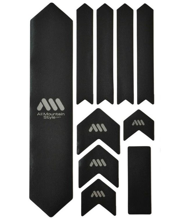 All Mountain Style All Mountain Style Frame Guard Black X - Large